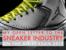 My Open Letter To The Sneaker Industry