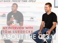 Discussing The Jordan Brand CP3.V With Designer Tom Luedecke
