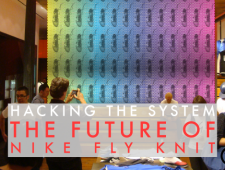 Hacking The Industry: The Future Of Nike FlyKnit