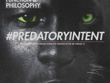 #PredatoryIntent | Form, Function & Philosophy Podcast with Tinker Hatfield