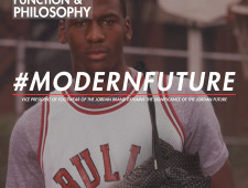 #ModernFuture :: Podcast with Jordan Brand VP of Footwear David Schechter